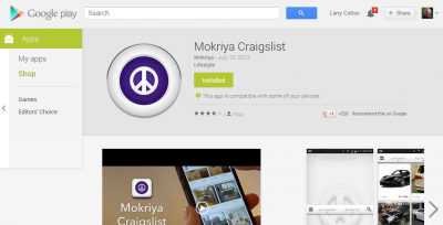 Mokriya Craigslist - Android Apps on Google Play 2013-07-20 14-29-09